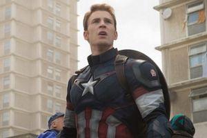 Chris Evans hé lộ khả năng ngừng đóng Captain America