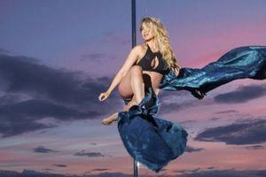 Pole Dance, bộ môn giúp phái đẹp có vòng eo thon gọn