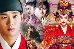 Cùng so sánh sức hút của phim cổ trang Trung Quốc và Hàn Quốc