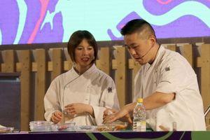 'Vua đầu bếp' gốc Việt Christine Hà xuất hiện trong Lễ hội ẩm thực quốc tế tại Qatar