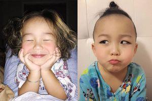 Hình ảnh bé trai đáng yêu được ví như tiểu G-Dragon gây sốt cộng đồng mạng