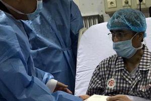 Thiếu tá quân đội qua đời hiến tạng cứu 6 người