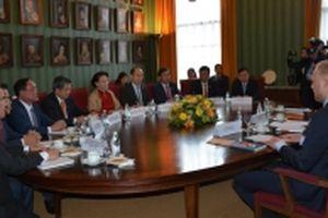 Chủ tịch Quốc hội Nguyễn Thị Kim Ngân hội đàm với Chủ tịch Hạ viện, Chủ tịch Thượng viện Hà Lan
