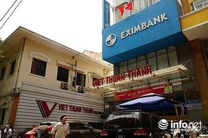 Cổ phiếu Eximbank vật vã trồi sụt sau loạt scandal khủng