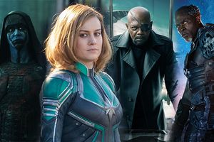 'Captain Marvel' công bố dàn diễn viên và nội dung chính của phim