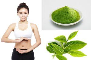 Cách dùng bột trà xanh giảm cân đúng cách, an toàn mà đạt hiệu quả tốt nhất cho chị em