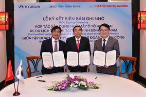 Hyundai Thành Công sẽ xây nhà máy sản xuất, lắp ráp ô tô thứ hai tại Ninh Bình