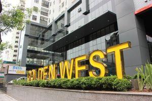 Chưa nghiệm thu phòng cháy chữa cháy, chủ đầu tư Golden West coi thường tính mạng cư dân