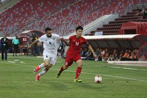 Trực tiếp bóng đá Việt Nam vs Jordan: Tấn công mãn nhãn, siêu phẩm định đoạt