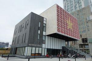 Nhà trưng bày Hoàng Sa - Công trình lịch sử đặc biệt