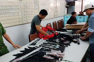 Phá đường dây mua bán vũ khí 'khủng' của trùm Long