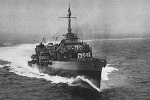Giải mã khu trục hạm có tốc độ nhanh nhất lịch sử nhân loại