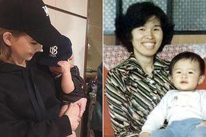 Con trai của Châu Kiệt Luân giống bố hồi nhỏ y như đúc