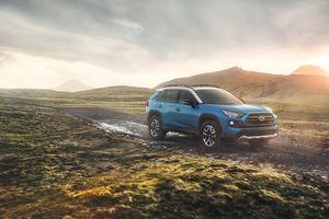 Toyota RAV4 2019 chính thức trình làng, chưa có giá bán