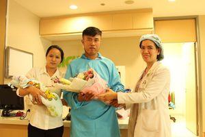 Bé sinh non 26 tuần tuổi xuất viện sau 2 tháng chăm sóc