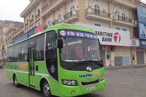 Mở tuyến xe buýt kế cận từ Hà Nội đi Bắc Ninh