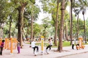 Nỗ lực cải thiện mảng xanh đô thị