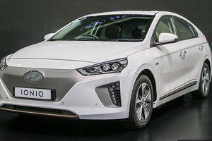 Ôtô điện Hyundai Ioniq giá 1,3 tỷ đồng tại Đông Nam Á