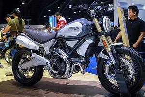 Ducati Scrambler 1100 ra mắt, đối thủ BMW R NineT