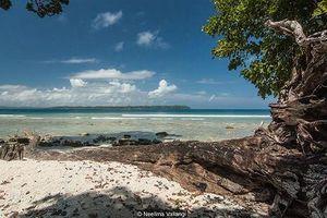 Bí mật kì lạ về hòn đảo nằm giữa Ấn Độ Dương
