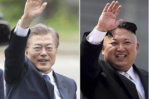 Lãnh đạo Hàn Quốc – Triều Tiên sẽ gặp nhau lần đầu vào ngày 27/4
