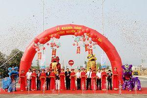 Đà Nẵng: Khánh thành tuyến đường kéo gần trung tâm TP với khu Tây Bắc