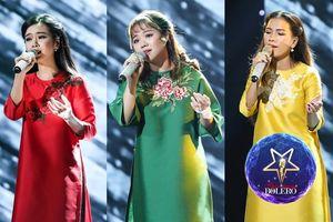 Bộ ba 'đèn giao thông' team Như Quỳnh khiến HLV Quang Lê không ngớt lời khen ngợi