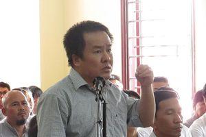 Bị cáo Tòng 'Thiên Mã': 'Nói chung là có gian dối'
