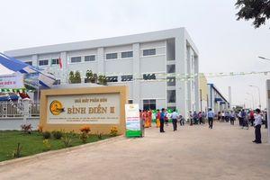 Ra mắt nhà máy phân bón Bình Điền II – 2 Phong