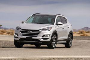 Chi tiết Hyundai Tucson phiên bản 2019 'đối thủ' Mazda CX-5
