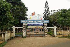 Đắk Lắk: Cách chức hiệu trưởng nhận 200 triệu đồng tiền 'chạy việc'