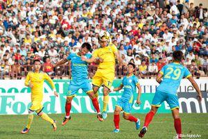 Trận derby Bắc Trung bộ: Không chiến trên sân Thanh Hóa