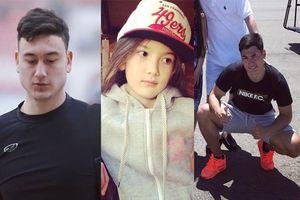 Gia đình toàn 'trai xinh gái đẹp' của Đặng Văn Lâm - chàng thủ thành hot nhất mạng xã hội những ngày qua