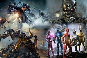 'Pacific Rim', 'Transformers' và những tựa phim hành động lấy đề tài người máy