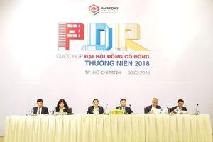 Thoát gánh nặng nợ nần, Phát Đạt đặt tham vọng lớn cho năm 2018