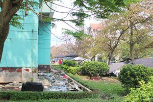 Hà Nội: Dân Đồng Tàu bức xúc vì sống chung với bể phốt lộ thiên