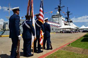 Mỹ loại biên tàu tuần tra Hamilton, sẽ tiếp tục chuyển giao cho Cảnh sát biển Việt Nam?
