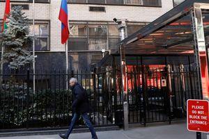 Nga tố tình báo Mỹ chiêu mộ nhà ngoại giao bị trục xuất