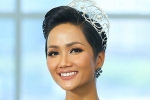 Hoa hậu H'Hen Niê nỗ lực để tham dự đấu trường sắc đẹp thế giới