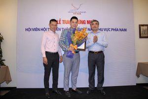 Hội Truyền thông số Việt Nam kết nạp Hội viên phía Nam