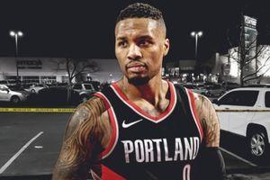 Damian Lillard đau lòng khi em trai bị bắn ngay tại Portland