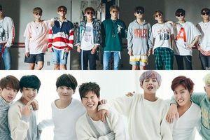 360 độ Kpop ngày 31/3: BTS lại gây sốc, Wanna One giành chiếc cúp thứ 4