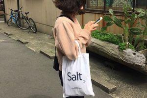 Túi tote vải canvas: Chiếc túi hot nhất mùa hè