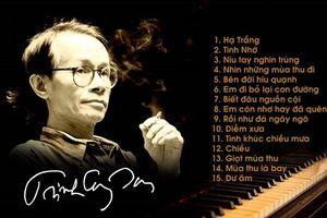Bài thơ làm từ tựa đề bài hát của Trịnh Công Sơn
