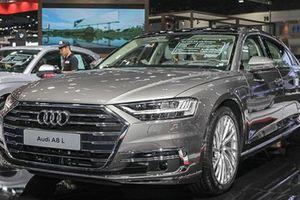 Audi A8L 2018 giá từ 4,5 tỷ đồng sắp về Việt Nam?
