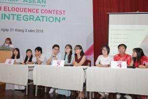 Học sinh Quảng Nam, Đà Nẵng hào hứng với Hội thi tiếng Anh 'Hội nhập ASEAN'
