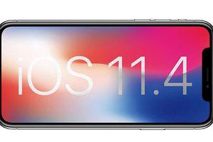 Hệ điều hành iOS 11.4 có khắc phục được những điểm yếu trên iOS 11.3 không?