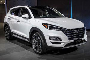 Hyundai nâng cấp Tucson 2019 cạnh tranh Honda CR-V