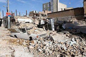 23 người bị thương trong trận động đất mạnh 5,3 độ richter tại Iran