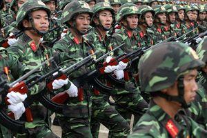 10 quốc gia, vùng lãnh thổ có quy mô quân dự bị lớn nhất thế giới